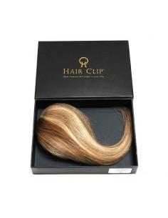 Frange à Clips en Cheveux 100% Naturels