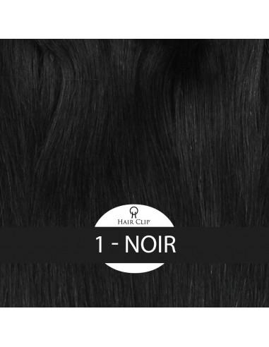 Volum' Hair - Bande COURTE Cheveux 100% Naturels (1 Bande - longueur : 25cm)